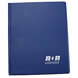 View a larger, more detailed picture of the Vinyl Padboard Folder