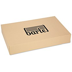 View a larger, more detailed picture of the Apparel Gift Box - 12 x 19 x 3 - Tinted Kraft