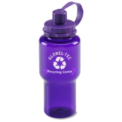 View a larger, more detailed picture of the Travelmate PETG Bottle - 22 oz
