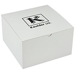 View a larger, more detailed picture of the Gift Box - 10 x 10 x 6 - Gloss White