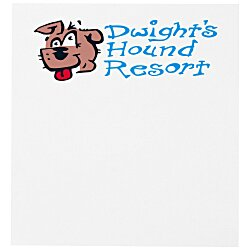 View a larger, more detailed picture of the Post-it&reg Notes - 3 x 2-3 4 - 25 Sheet - White - Recycled