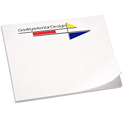 View a larger, more detailed picture of the Post-it&reg Notes - 3 x 4 - 25 Sheet - White - Recycled