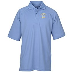 View a larger, more detailed picture of the Performance Ottoman Textured Polo - Men s