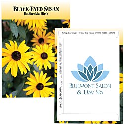 View a larger, more detailed picture of the Standard Series Seed Packet - Black-Eyed Susan