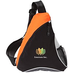 View a larger, more detailed picture of the Slingpack - Embroidered