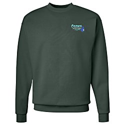 View a larger, more detailed picture of the Hanes ComfortBlend Sweatshirt - Embroidered