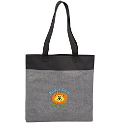 View a larger, more detailed picture of the Excel Sport Meeting Tote - Embroidered
