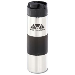 View a larger, more detailed picture of the Pace Stainless Steel Bottle - 18 oz