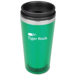 View a larger, more detailed picture of the Stainless Insulated Tumbler - 16 oz