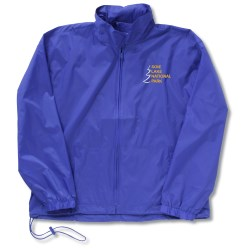 View a larger, more detailed picture of the Full-Zip Nylon Anorak Jacket