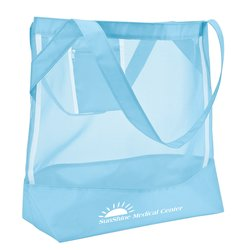 View a larger, more detailed picture of the Good Times Large Tote Bag