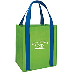 View a larger, more detailed picture of the Grande Shopping Tote - 14 x 12-1 2