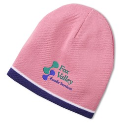 View a larger, more detailed picture of the Bobsled Knit Beanie Cap