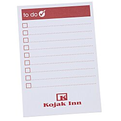 View a larger, more detailed picture of the Post-it&reg Notes - 6x4 - Exclusive - To Do - 25 Sheet