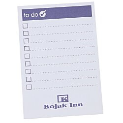 View a larger, more detailed picture of the Post-it&reg Notes - 6x4 - Exclusive - To Do - 50 Sheet
