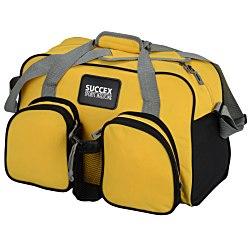 View a larger, more detailed picture of the Weekend Duffel - Polyester - 24 hr