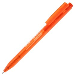 View a larger, more detailed picture of the Promo Click Pen - Translucent - 24 hr