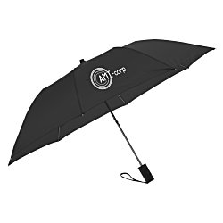 View a larger, more detailed picture of the Economy 42 Arc Auto Opening Umbrella - 24 hr