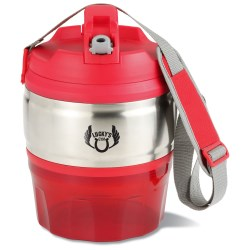View a larger, more detailed picture of the Bubba Grub Kooler - 80 oz