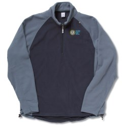 View a larger, more detailed picture of the Colorado Trading Color Block Microfleece 1 4 Zip Pullover
