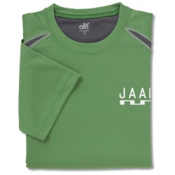 View a larger, more detailed picture of the alo Color Block T-Shirt