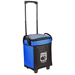 View a larger, more detailed picture of the California Innovations Collapsible 32-Can Rolling Cooler