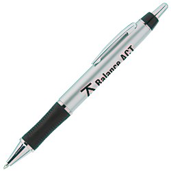 View a larger, more detailed picture of the Tri-Grip Metallic Pen