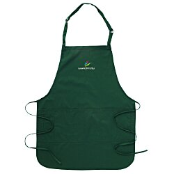 View a larger, more detailed picture of the Blue Generation Bib Apron