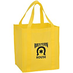 View a larger, more detailed picture of the Value Grocery Tote - 15 x 13 