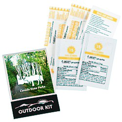 View a larger, more detailed picture of the Outdoor Pocket Pack