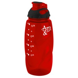 View a larger, more detailed picture of the Hydro-Ice Core Tritan Sport Bottle 34 oz