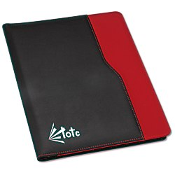 View a larger, more detailed picture of the Bold Color Portfolio Folder