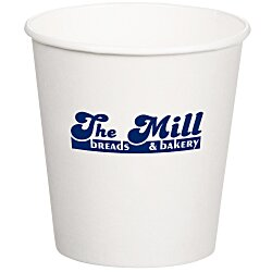 View a larger, more detailed picture of the Compostable Solid Cup - 10 oz - Low Qty