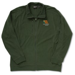 View a larger, more detailed picture of the DRI DUCK Vortex Full-Zip Nano-Fleece - Men s