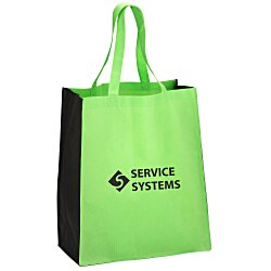 View a larger, more detailed picture of the Polypropylene Jumbo Grocery Tote