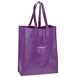 View a larger, more detailed picture of the Fold Up Tote - 18-3 4 x 15