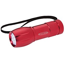 View a larger, more detailed picture of the Aluminum LED Flashlight