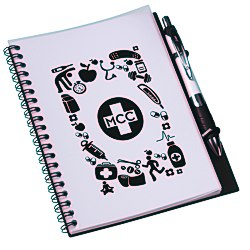View a larger, more detailed picture of the Scripto Journal Bundle Set - Health Services