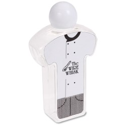 View a larger, more detailed picture of the Body Shape Hand Sanitizer - Chef