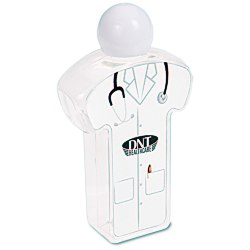 View a larger, more detailed picture of the Body Shape Hand Sanitizer - Doctor