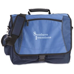 View a larger, more detailed picture of the Bradbury Messenger Bag