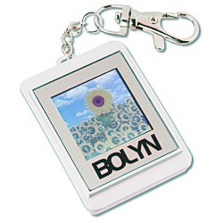 View a larger, more detailed picture of the Mini Digi-Frame Key Tag