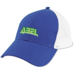 View a larger, more detailed picture of the Structured Pro Mesh Back Cap