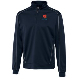 View a larger, more detailed picture of the Cutter & Buck Edge Half-Zip - Men s