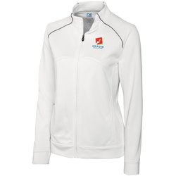 View a larger, more detailed picture of the Cutter & Buck Edge Full-Zip - Ladies