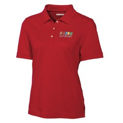 View a larger, more detailed picture of the Cutter & Buck Ace Polo - Ladies