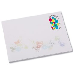 View a larger, more detailed picture of the Bic Sticky Note - Designer - 3x4 - Abstract - 50 Sheet