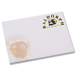 View a larger, more detailed picture of the Bic Sticky Note - Designer - 3x4 - Apple - 50 Sheet