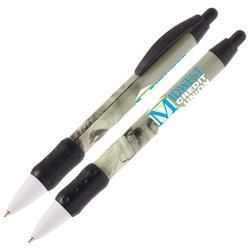 View a larger, more detailed picture of the Bic WideBody Pen w Grip - Money