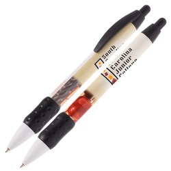 View a larger, more detailed picture of the Bic WideBody Pen w Grip - Apple